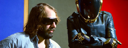 Sebastien Tellier and Daft Punk's Guy-Manuel de Homem-Christo