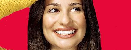 Rachel off of Glee